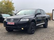 VW Touareg, 2005, 2.5 diesel, Manual, Posibilitate = RATE =