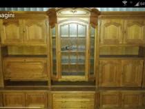 Mobilier din lemn masiv import Germania în stare foarte bună
