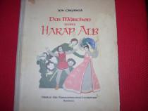 Das Marchen vom Harap Alb ( 1958, cartonata, format mare )*