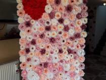 Panou floral de nunta