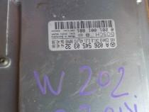 Ecu a0265450332, mercedes c -class w202, 2.2 cdi