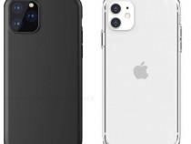 Iphone 11/11 PRO/11 Pro Max - Husa Ultra Slim Silicon