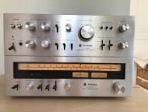 Amplificator Technics SU-3500 Tuner ST-3500 FM/AM Statie Rad