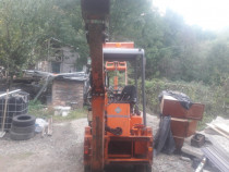 Inchiriez Bobcat si miniexcavator