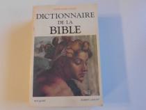 Dictionar biblic carte in limba franceza andre marie gerard