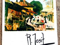 R. Iosif. Expozitie Retrospectiva. Catalog, 1974
