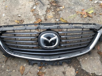 Grila radiator bara fata Mazda 6 generatia 3 2016 , 2017