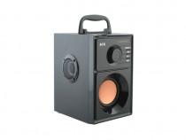 Boxa Stereo Portablia Cu Bluetooth, FM Radio, Aux