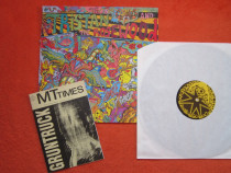 Vinil Tristan&Rosewood-Jumble,1st Ed- Psychedelic,Indie Rock