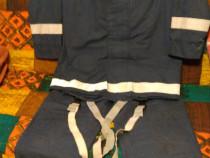 Costum de interventie Nomex pentru pompieri