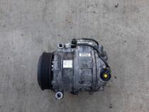 Compresor clima Mercedes E320, W211, 2006, A0012301411