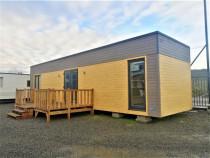Casa mobila ALASKA 4 anotimpuri 20 cm grosime pereti