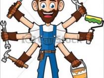 Reparații casnice (electrice, sanitare, mobilă)