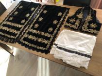 Costum national Port popular Catrinte Zadii Vesta Poale