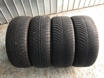 Set anvelope all-season M+S GOODYEAR 205 50 R17 93V