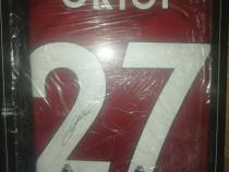 Tricou original FC Liverpool semnatura divock origi
