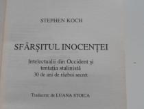 Istorie stephen koch sfarsitul inocentei