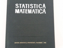 Mihoc statistica matematica