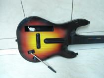 Chitara Guitar Hero Red Octane pentru  Wii