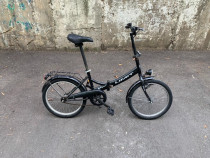 Bicicleta pliabila marca LIMIT cu roti de 20 inch Germania