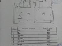 Apartament 3 camere lux zona Parc