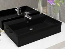Chiuvetă baie, orificiu robinet, ceramică 142743