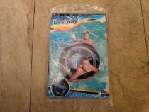 Colac gonflabil de inot 91 cm baie plaja anvelopa Bestway