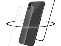 Folie Sticla Tempered Glass Apple iPhone X iPhone XS 4D/5D
