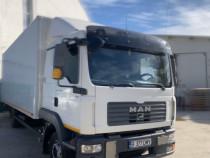 Transport marfa, mobila camion cu lift duba cu lift și trans