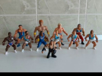 Figurine wrestling,smack down