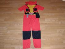Costum de carnaval serbare bakugan pentru copii de 5-6-7 ani