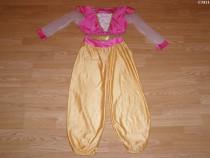 Costum carnaval serbare jasmine pentru copii de 7-8 ani