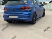 Bara spate Volkswagen Golf 6 R400 Look 2008-2012 v1