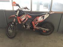 KTM 300 EXC. (2011)
