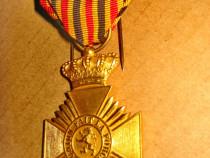 B190-Decoratie militara Franta-Meritul de Veteran al Armatei