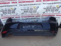 Bara spate VW Golf 7 2013-2018 bara spate cu senzori parcare