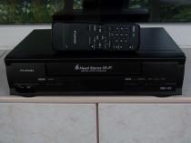 Funai d50y-100m video recorder 6 head telecomanda,defect