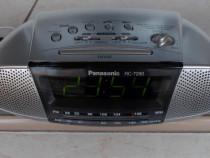 Radio PANASONIC RC-7290 stereo 2 lungimi Fm,Am ceas digital