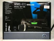 Microfon Profesional AKG wms 470.