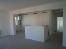 Apartament 3 camere 76mp cu pod 80mp la alb la vila Selimbar