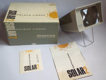 Vizor diapozitive PHOTAX SOLAR 2