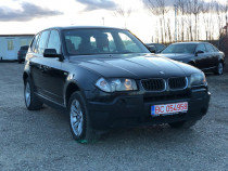 BMW X3, 2006, 2.0 diesel, full piele, Posibilitate = RATE =