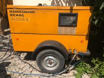 Inchiriere motocompresor compresor aer Demag