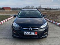 Opel astra j 1.6 diesel navi