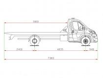 Echipam utilitare 3.5 - 40 t cu paturi hidraulice