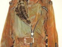 Jacheta spectaculoasa, retro, anii 80, oversize