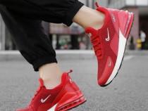 Nike 44 adidași noi pe roșu.negru