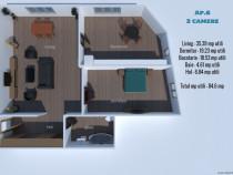 Randare 3D apartamente