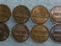 Monede S.U.A. 1960-2011