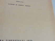 Carte pentru copii vladimir colin editia 1959